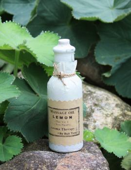 Lemon Massageöl 50ml