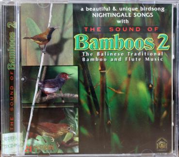 The sound of Bamboos 2