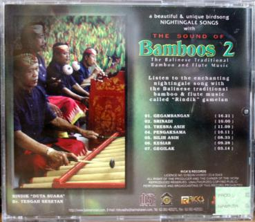 The sound of Bamboos 2b