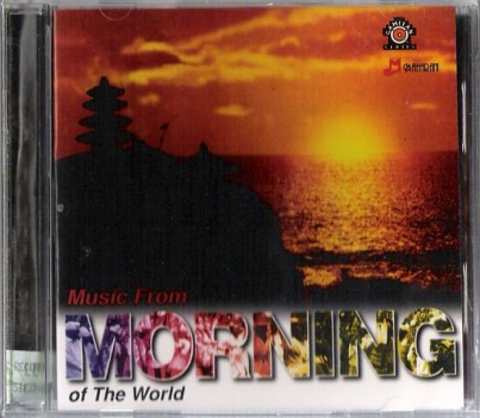 Music from morning of the world