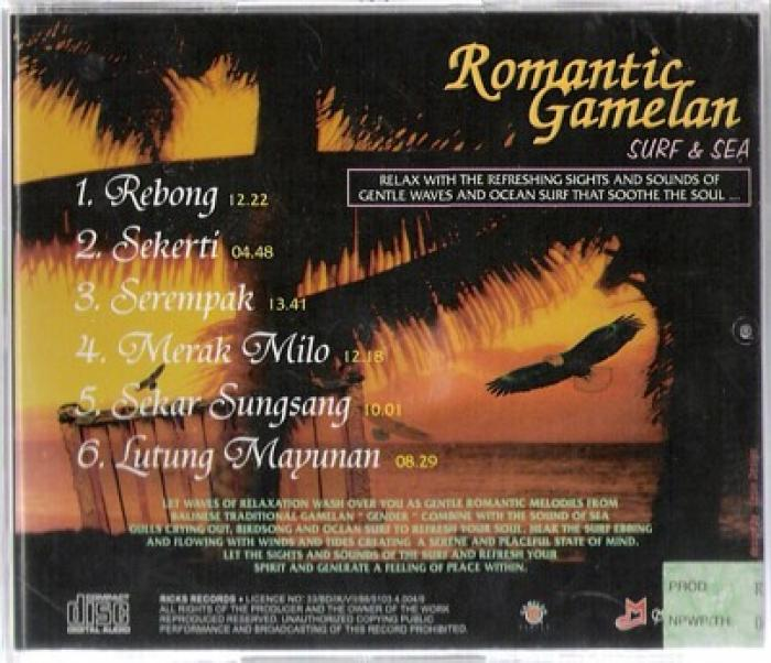 Romantic Gamelan2